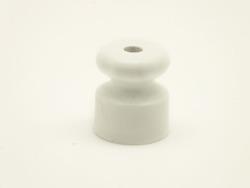 Изолятор пластиковый, белый
