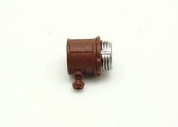 Коннектор 18 мм, цвет марс