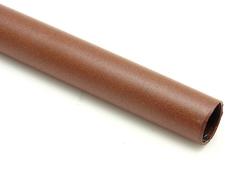 Труба стальная окрашенная 18х1,0 мм - 2,0 м., цвет марс